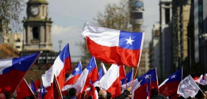 Bandeiras do Chile