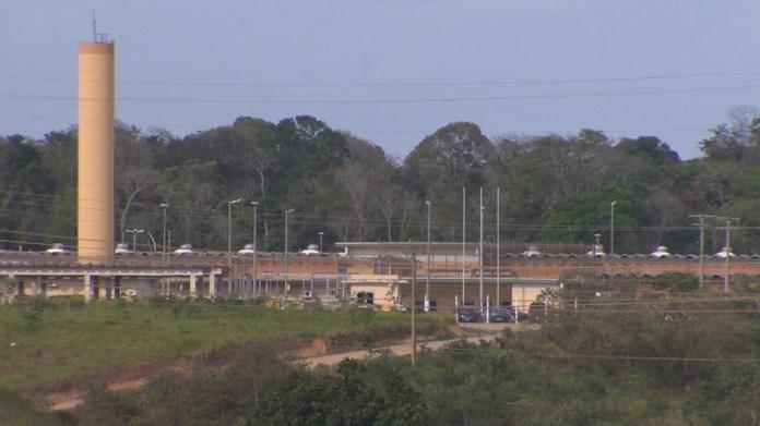 Complexo Penitenciário de Xuri, em Vila Velha