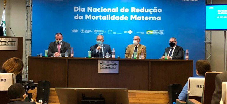 Câmara técnica atuará para reduzir a mortalidade materna