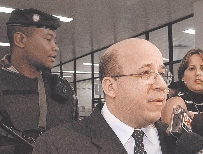 Juiz Antônio Leopoldo, no Espírito Santo. — Foto: Gabriel Lordêlo/ A Gazeta - 30/06/2005