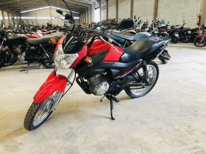 Detran fará leilão de carros e motocicletas — Foto: Divulgação/Detran