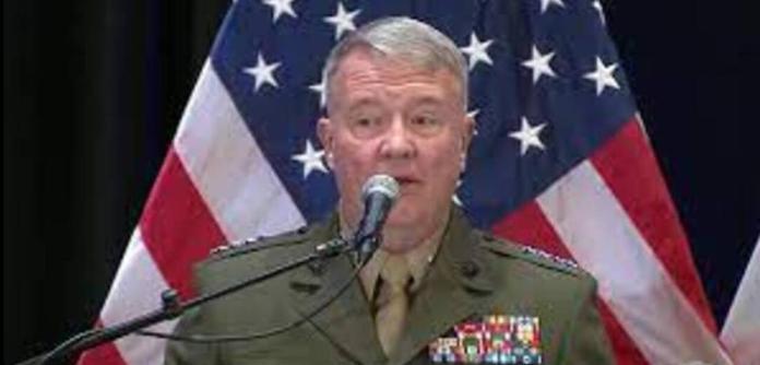 General Kenneth F. McKenzie, EUA