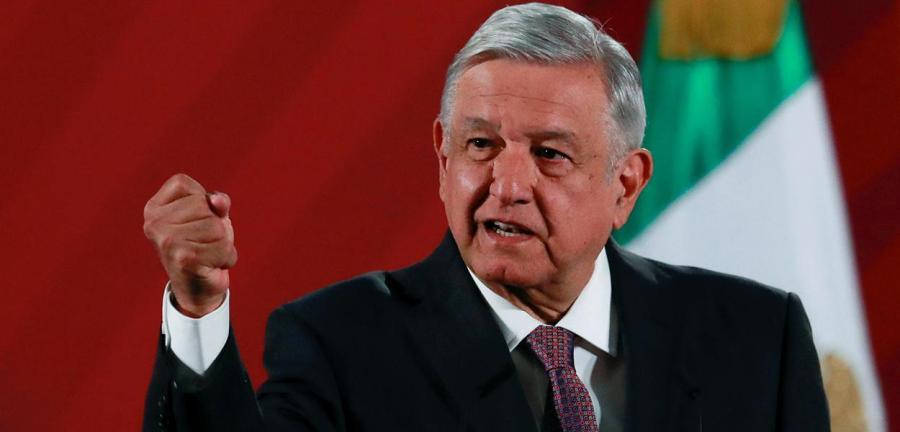 Presidente mexicano, Andrés Manuel López Obrador