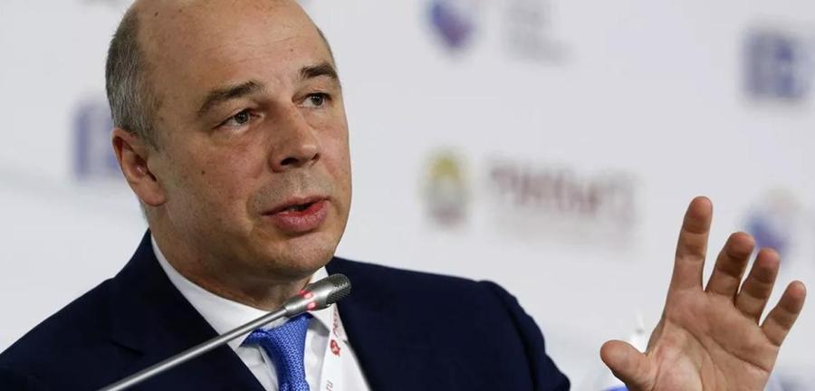 Anton Siluanov, ministro das Finanças da Rússia