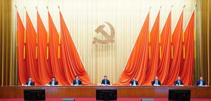 Xi dirige reunião sobre o estudo da história do Partido Comunista da China (fevereiro de 2021)