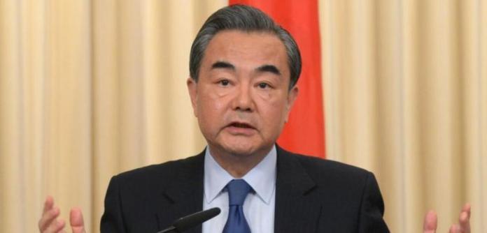 Ministro das Relações Exteriores da China, Wang Yi