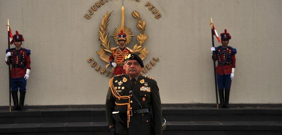 General César Astudillo