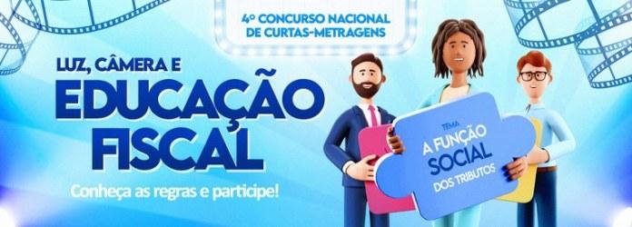 Concurso nacional de curta-metragem premiará estudantes e professores