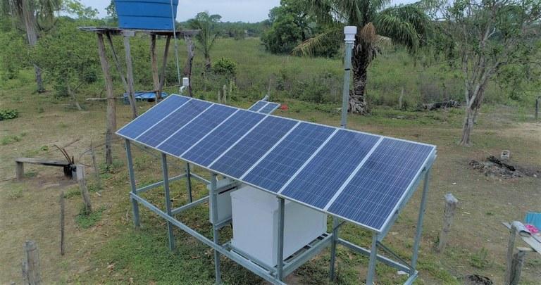 Energia limpa chega a mais de duas mil famílias no Pantanal
