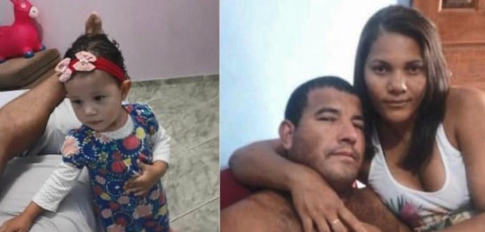 Família morre em acidente em Pinheiros, no ES — Foto: Reprodução/ TV Gazeta