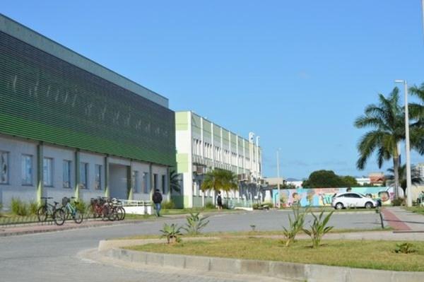 Campus do Ifes — Foto: Divulgação/Ifes
