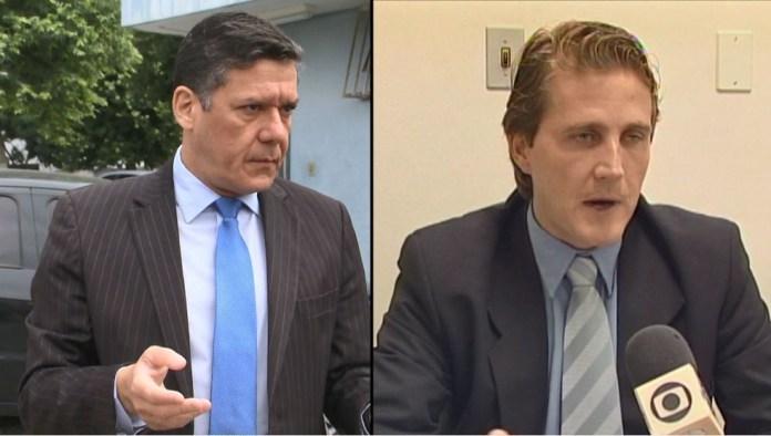 Juízes Alexandre Farina e Carlos Gutmann foram afastados pelo TJES