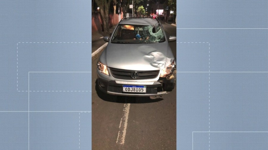 Carro que atropelou jovem em Aracruz era dirigido por motorista com sinais de embriaguez