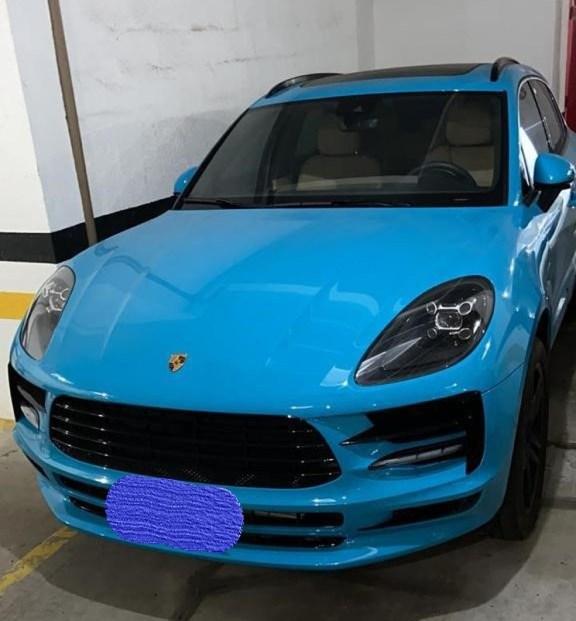 Carros de luxo foram apreendidos durante as operações da Polícia Federal, no ES — Foto: Divulgação/ PFES