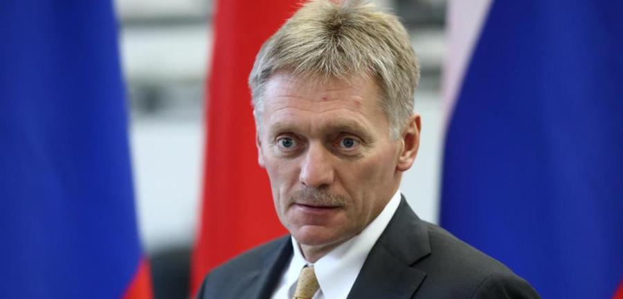 Dmitry Peskov, porta-voz do governo russo