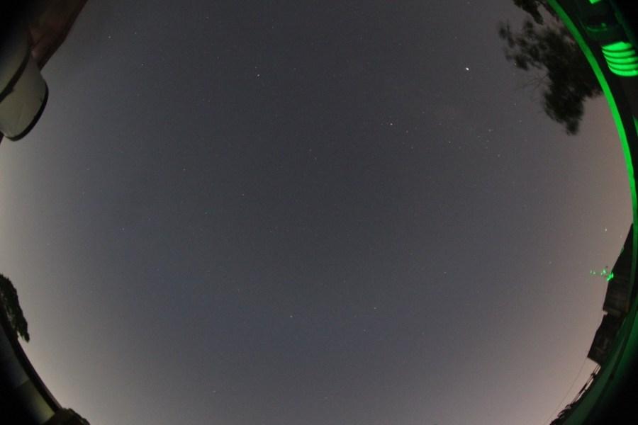 Projeto da Ufes lança telescópio de observação remota — Foto: Divulgação/GOA