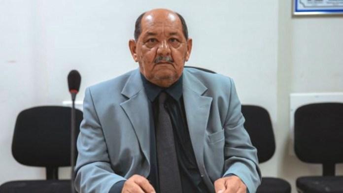 Vereador de Linhares, ES, teve mandado cassado após investigação de compra de votos no ES — Foto: Reprodução/ TV Gazeta