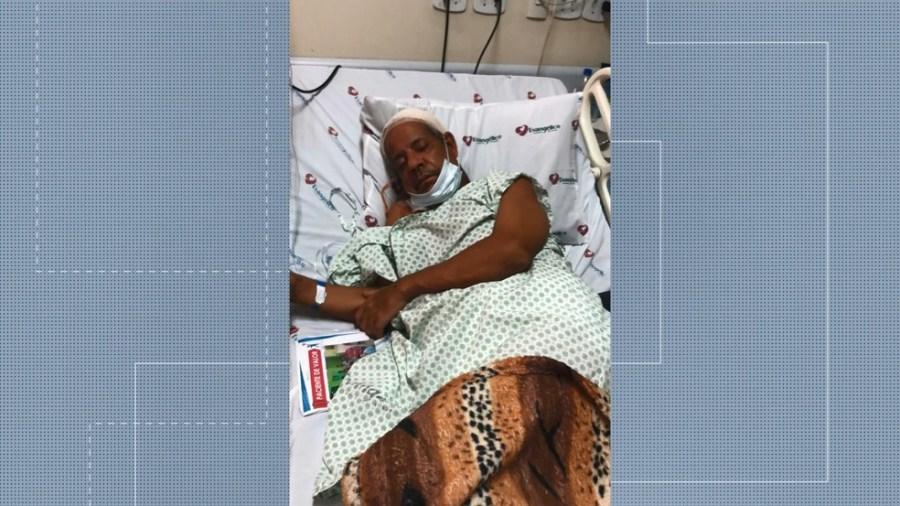 Rogério ficou internado após sofrer 8 paradas cardíacas em um único dia