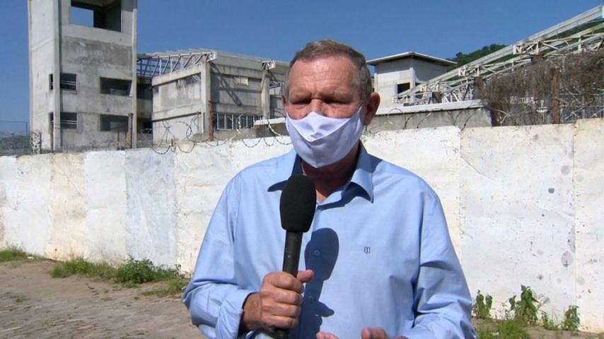 João Coser, ex-prefeito de Vitória