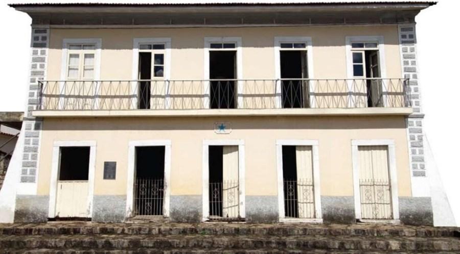 Casa Agostini, em Fundão, Grande Vitória — Foto: Divulgação/Governo ES