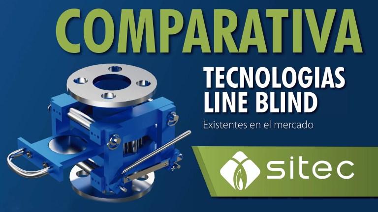 Lee más sobre el artículo Comparativa tecnologías line blind en el mercado