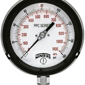 PPC para procesos | Manómetros marca Winters
