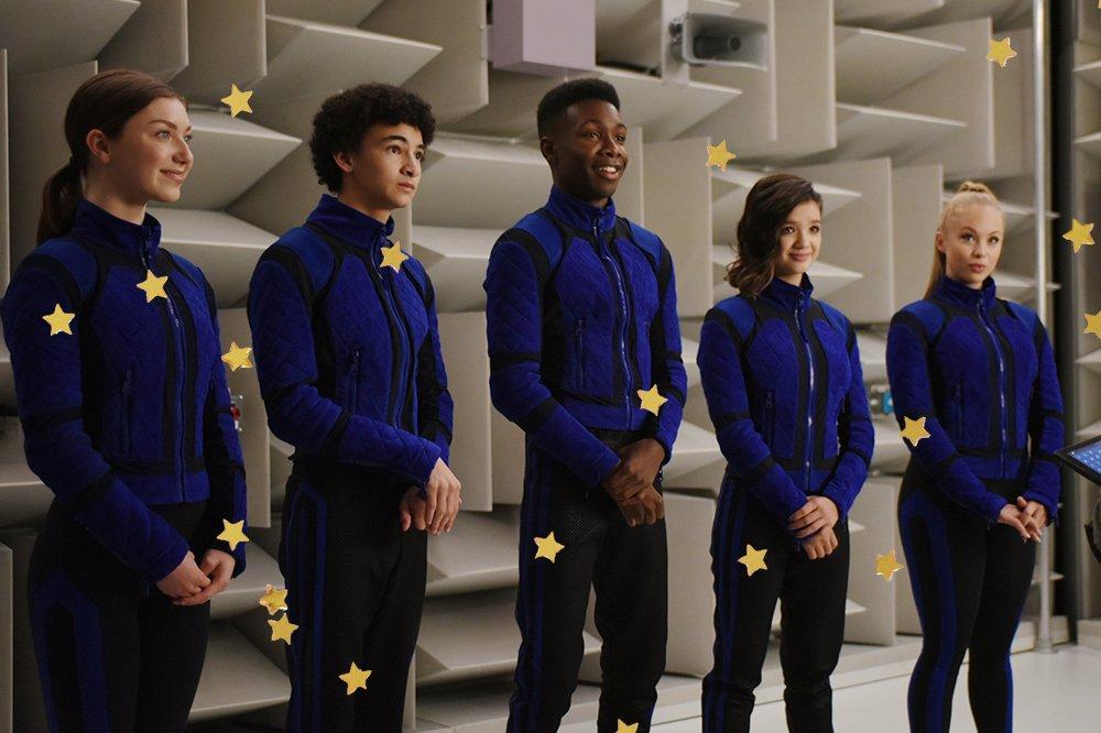 Sociedade Secreta dos Segundos Filhos Reais, confira o trailer do novo  filme da Disney Plus – Os Geeks