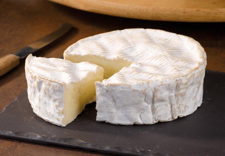 Lágy camembert sajt