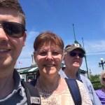 18. bis 20. Tag – Québec City und Fahrt nach Magog