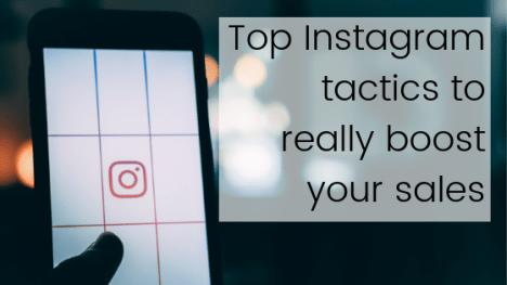 Instagram tactics