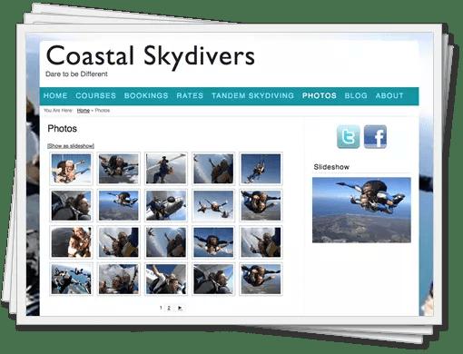Coastal Skydivers