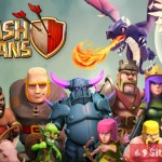 Gambar Cover Game Download Clash Of Clans COC MOD APK Versi Terbaru Unlimited Money Gold Gems Dan Elixir Gratis