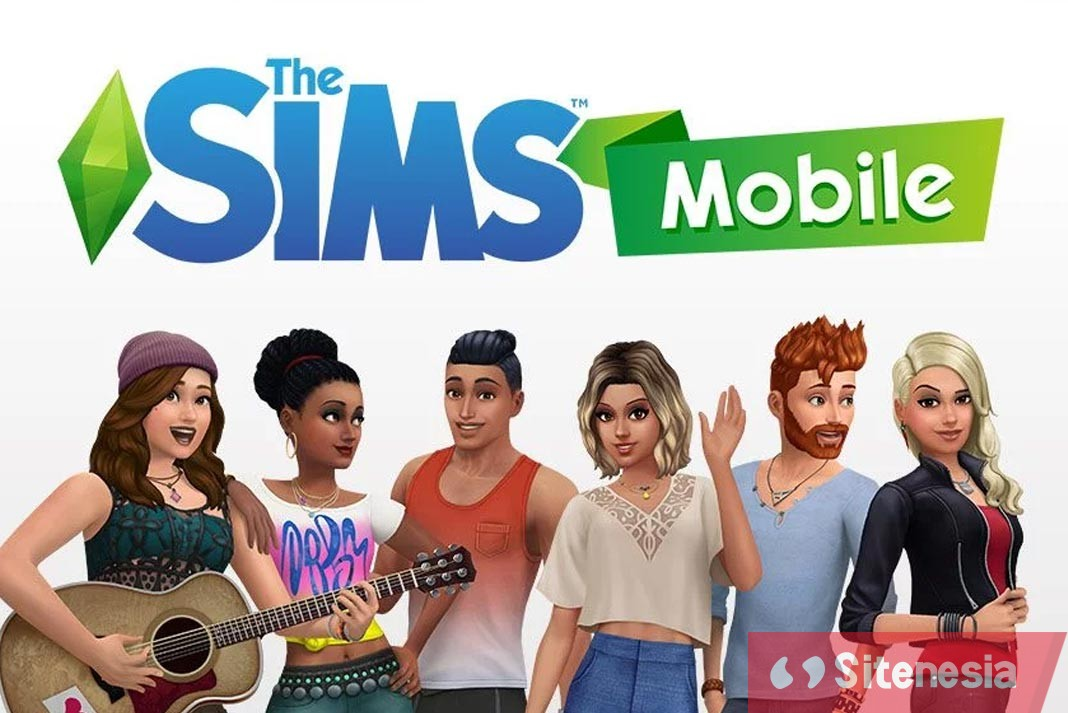 Gambar Cover Download The Sims Mobile MOD APK Versi Terbaru Unlimited Cash Dan Simoleons Gratis Untuk Android
