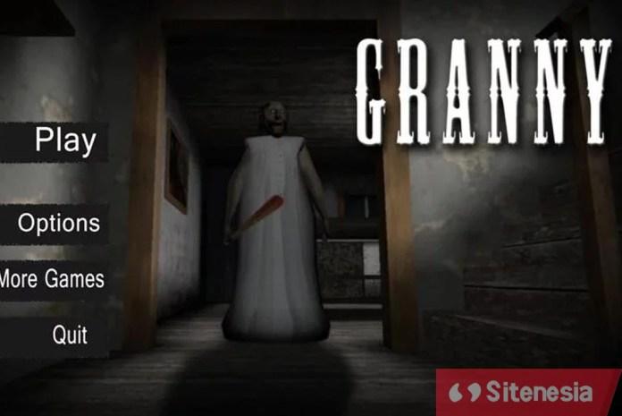 Gambar Gameplay Download Game Granny MOD APK Terbaru Baru