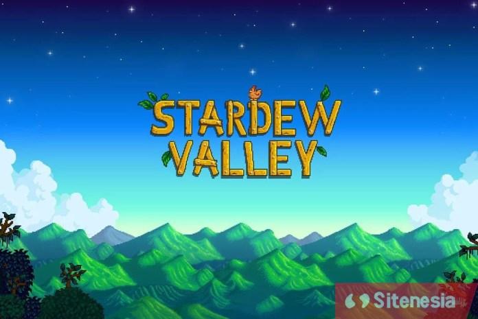 Gambar Cover Dowload Stardew Valley MOD APK Versi Terbaru Unlimited Money Dan Stamina