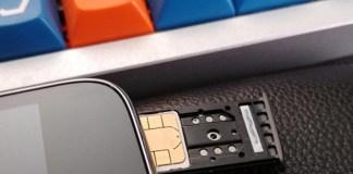 Gambar Teknologi ISIM Yang Baru Dapat Menggabungkan Processor Dan Kartu SIM Smartphone Anda