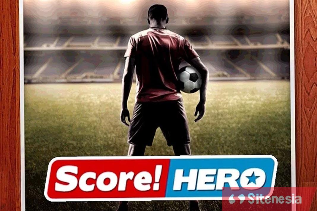 Gambar Cover Game Download Score! Hero MOD APK Versi Terbaru Unlimited Money Dan Energy Hack Gratis Untuk Android
