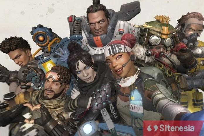 Gambar Cover Game Apex Legends Dan Karakternya Download Apex Legends Versi Terbaru Untuk PC Dan Android