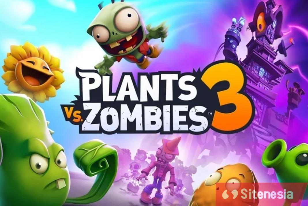 Gambar Cover Game Download Plant Vs Zombie 3 MOD APK Versi Terbaru Unlimited Money Atau Sun Gratis Untuk Android Download