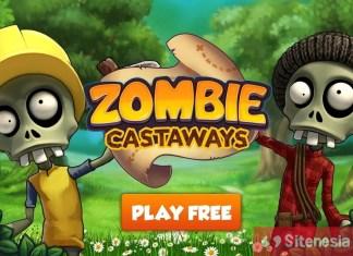 Gambar Cover Zombie Castaways MOD APK Download Terbaru MOD Baru