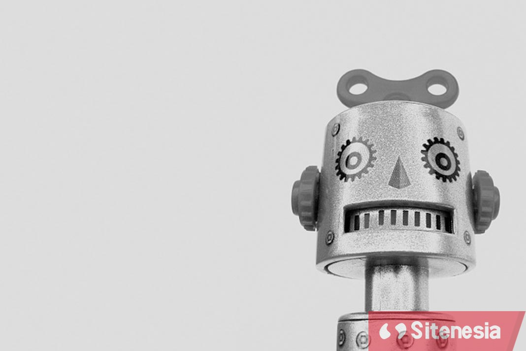 Ilustrasi Gambar Para Peneliti Jepang Yang Membuar Ekor Robot Agar Para Orang Tua Dapat Tetap Berdiri Tegak