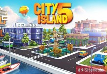 Gambar Cover Download City Island 5 MOD APK Versi Terbaru Unlimited Money Gratis Untuk Android