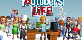 Gambar Cover Download YouTubers Life Gaming Channel MOD APK Versi Terbaru Unlimited Free Shopping Gratis