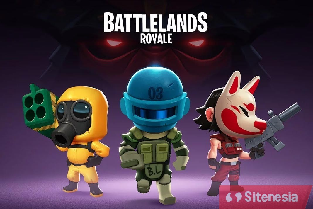 Gambar Cover Game Download Battlelands Royale MOD APK Versi Terbaru MOD Always Critical Damage Gratis Untuk Android