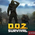 Gambar Cover Download Dawn Of Zombies MOD APK Versi Terbaru Unlocked Free Build Gratis Untuk Android