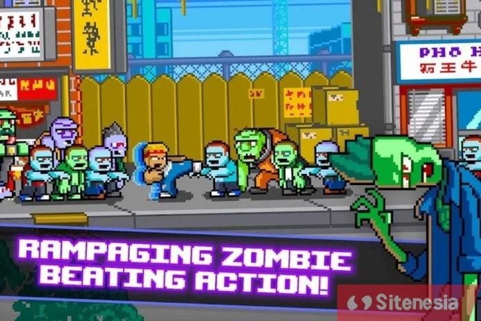 Gambar Gameplay Game Download Kung Fu Z MOD APK Versi Terbaru Untuk Android Gratis