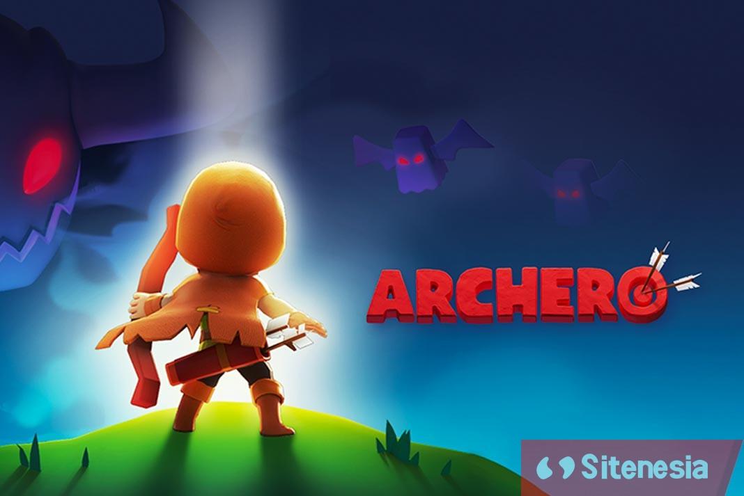 Gambar Cover Game Download Archero MOD APK Versi Terbaru High Damage God Mode Gratis Untuk Android