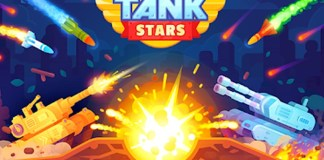Gambar Cover Download Tank Stars MOD APK Versi Terbaru Unlimited Money Gratis Untuk Android