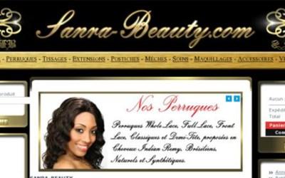 sanra beauty.com