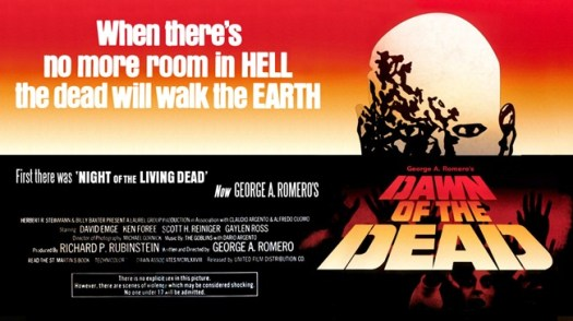 Image result for dawn of the dead poster